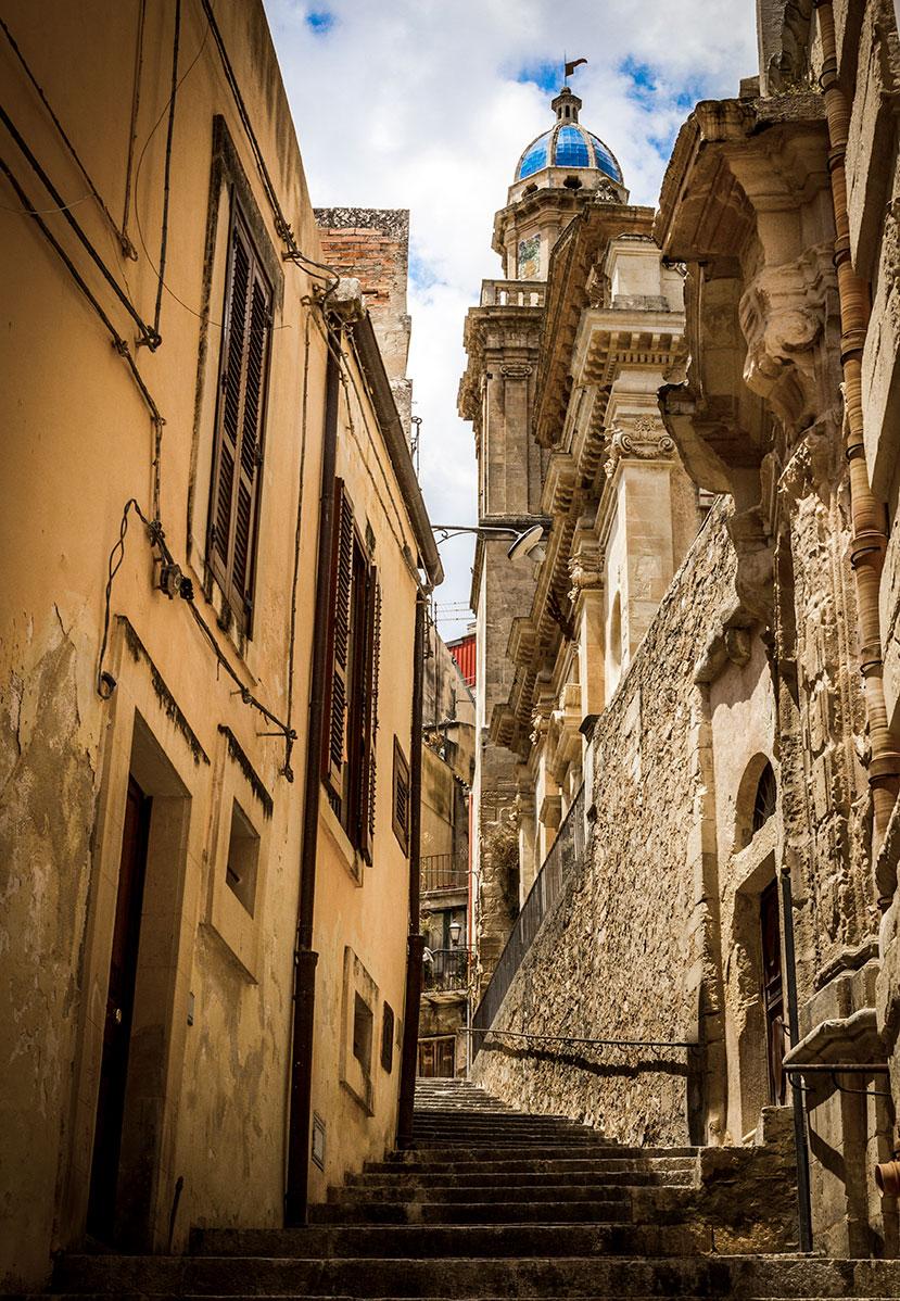 Dializa in vacanta in Ragusa in Sicilia